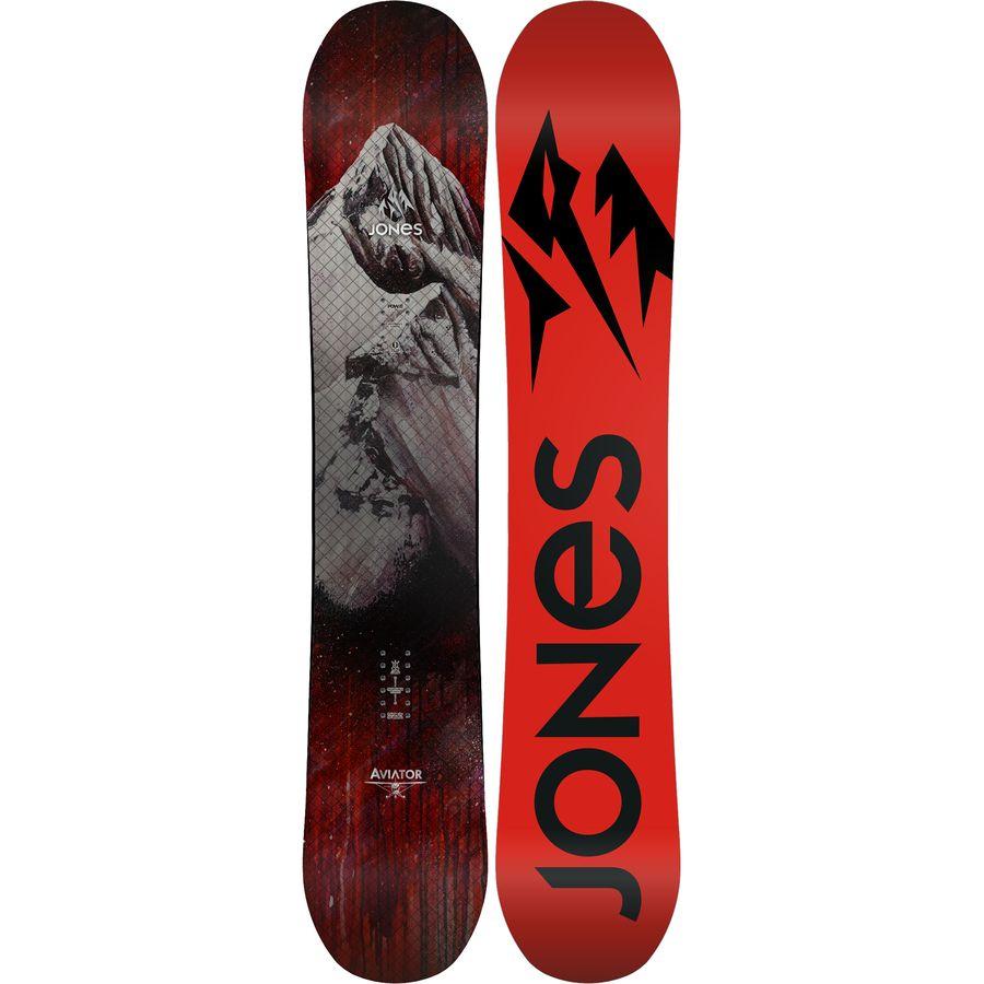 Jones Snowboards Aviator Snowboard - Wide