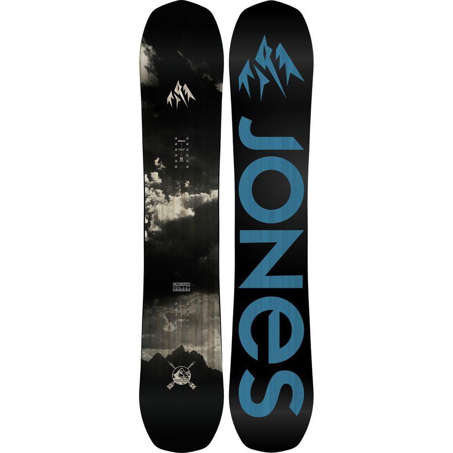 Jones Snowboards Explorer Snowboard