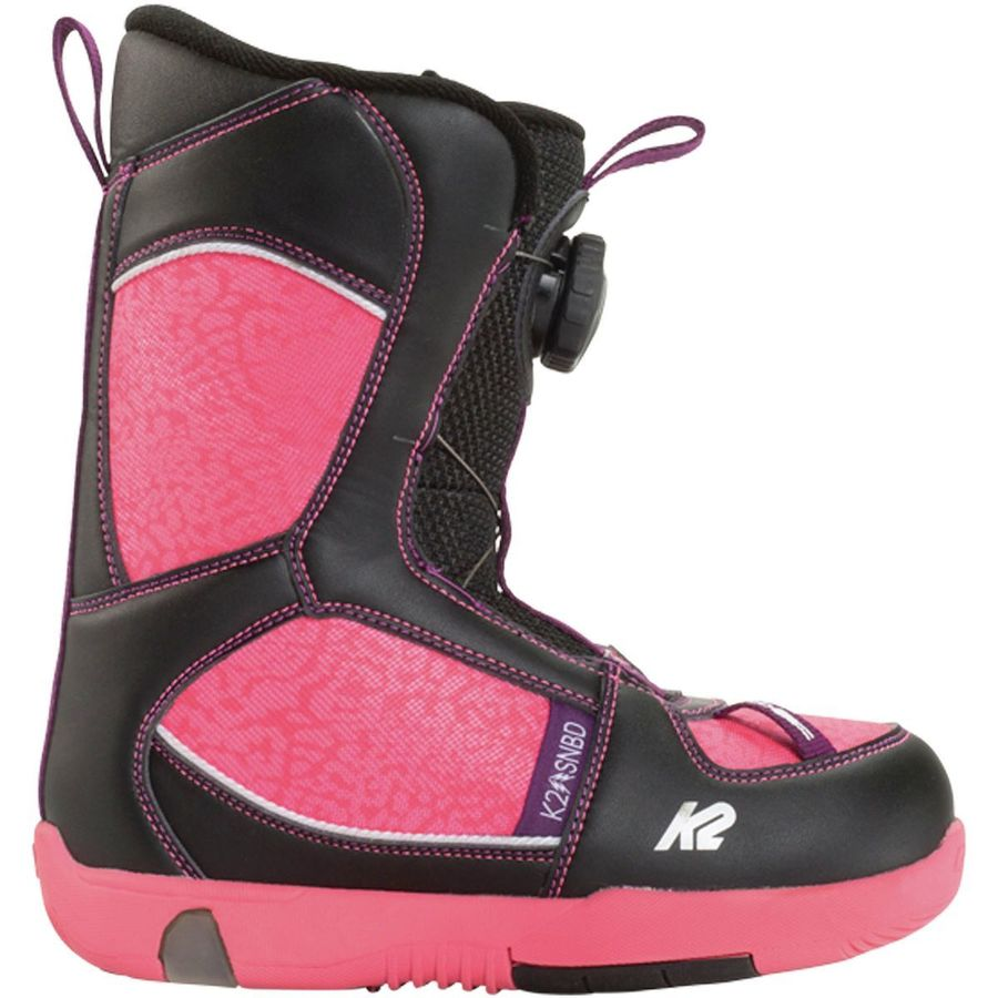 K2 Snowboards Lil Kat Snowboard Boot - Little Girls'
