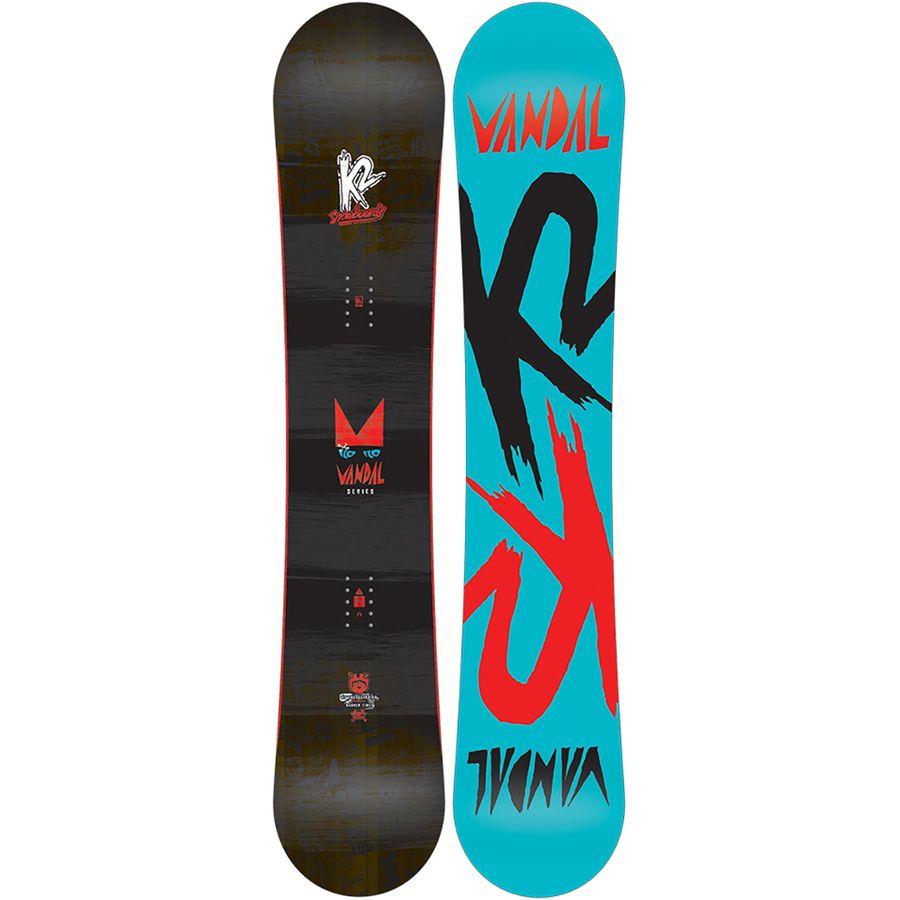K2 Snowboards Vandal Snowboard - Kids'