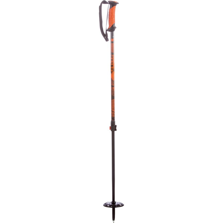 K2 LockJaw Comp 145 Adjustable Ski Pole