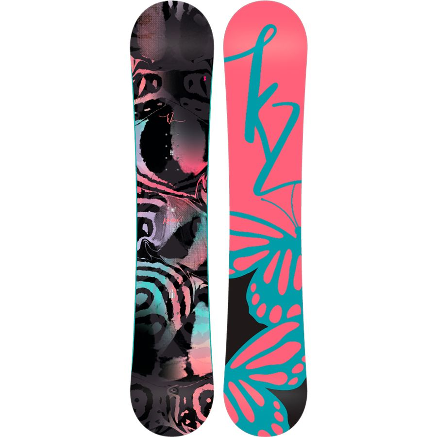 K2 Snowboards Kandi Snowboard Girls Backcountry Com