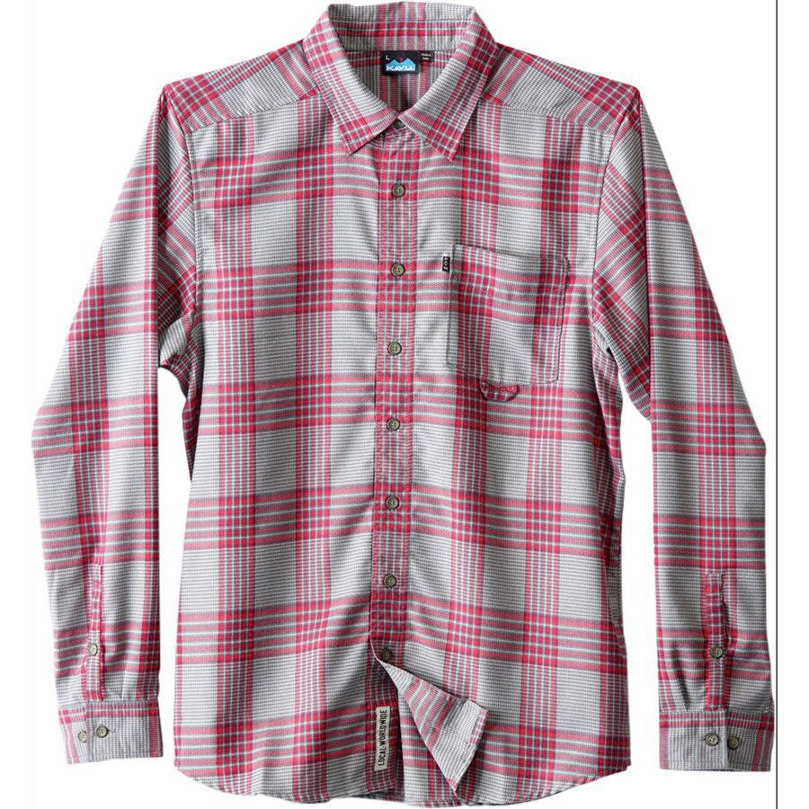 Kavu Elroy Flannel Shirt - Mens