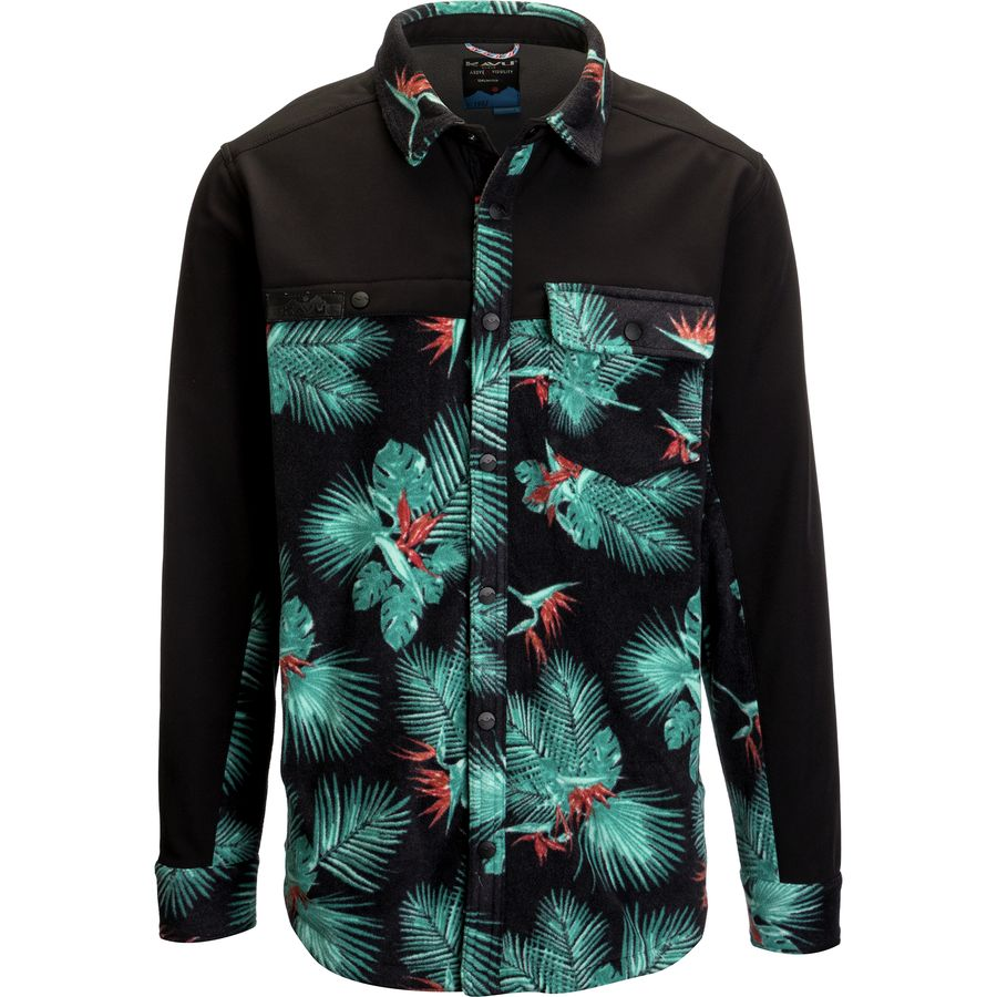 Kavu Banks Fleece Jacket - Mens