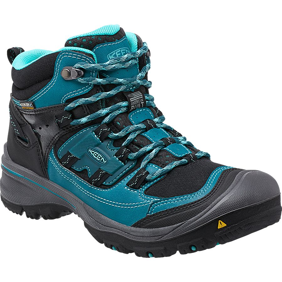 New KEEN Koven Mid WP Hiking Boot - Womenu0026#39;s