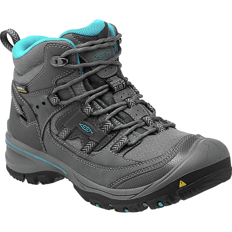 Innovative KEEN Voyageur Mid Hiking Boot - Womenu0026#39;s | Backcountry.com