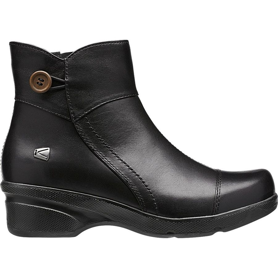 KEEN Mora Mid Button Boot - Womens