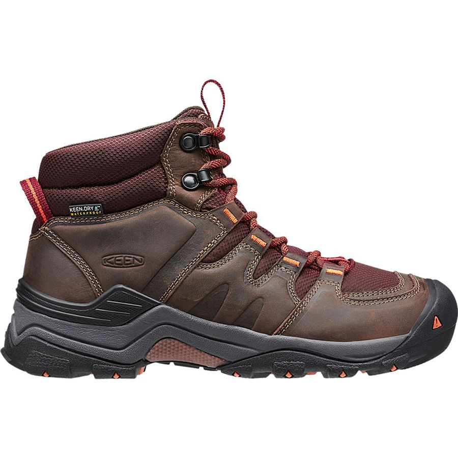 gypsum women Meet your new hiking buddy with shock absorption, structured heel support and a soft, comfortable collar, this trail-tested women's boot is.