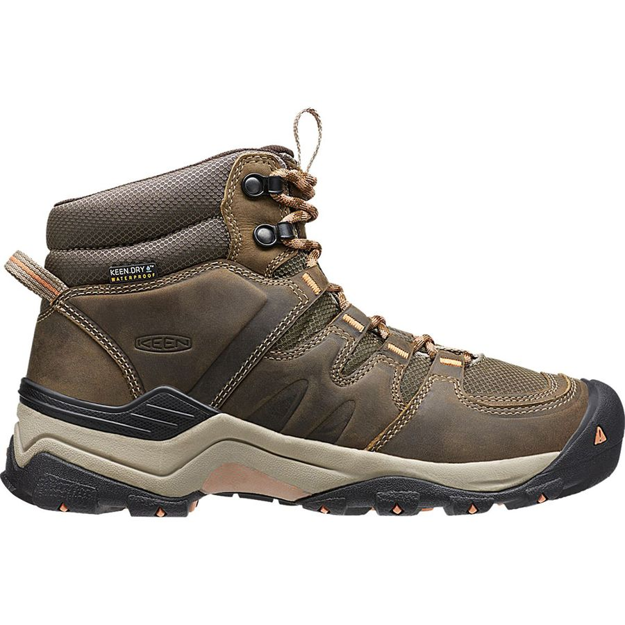 Excellent KEEN Womens Koven Mid-Rise Waterproof Hiking Boot Review