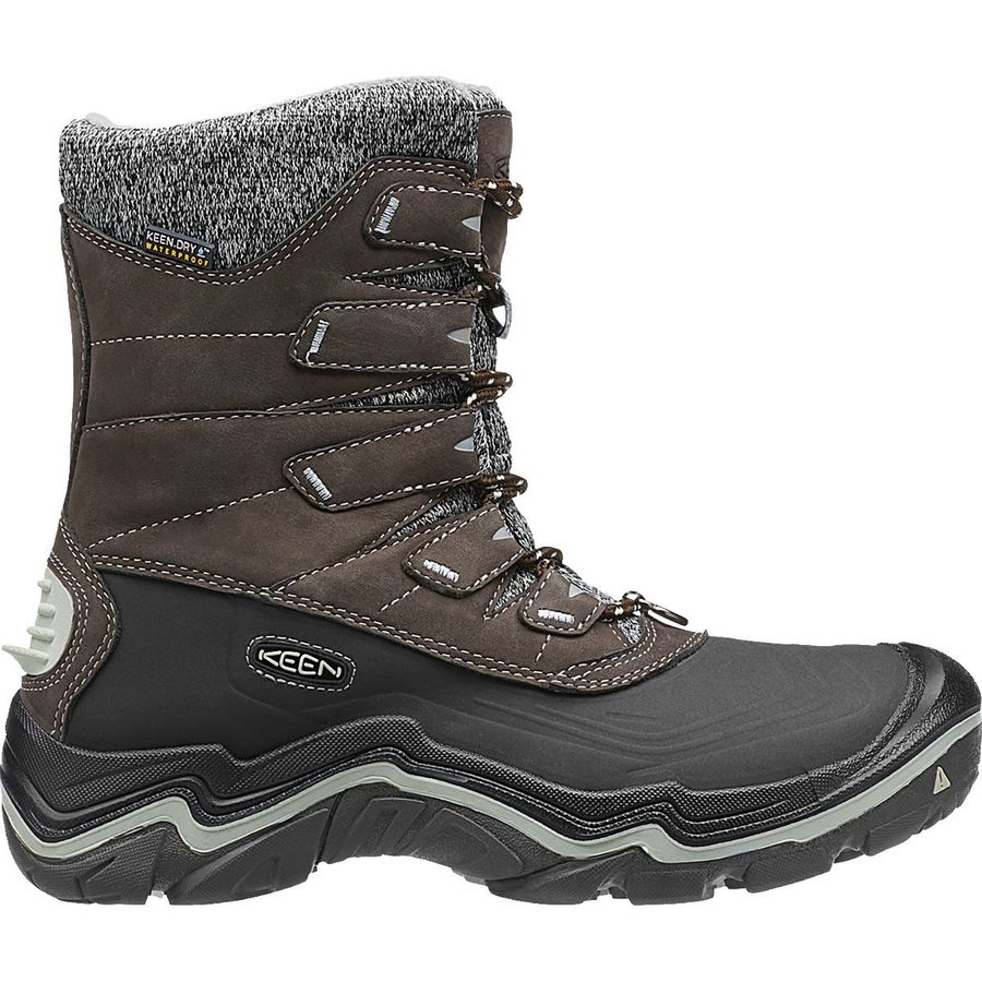 KEEN Durand Polar Shell Waterproof Boot - Womens