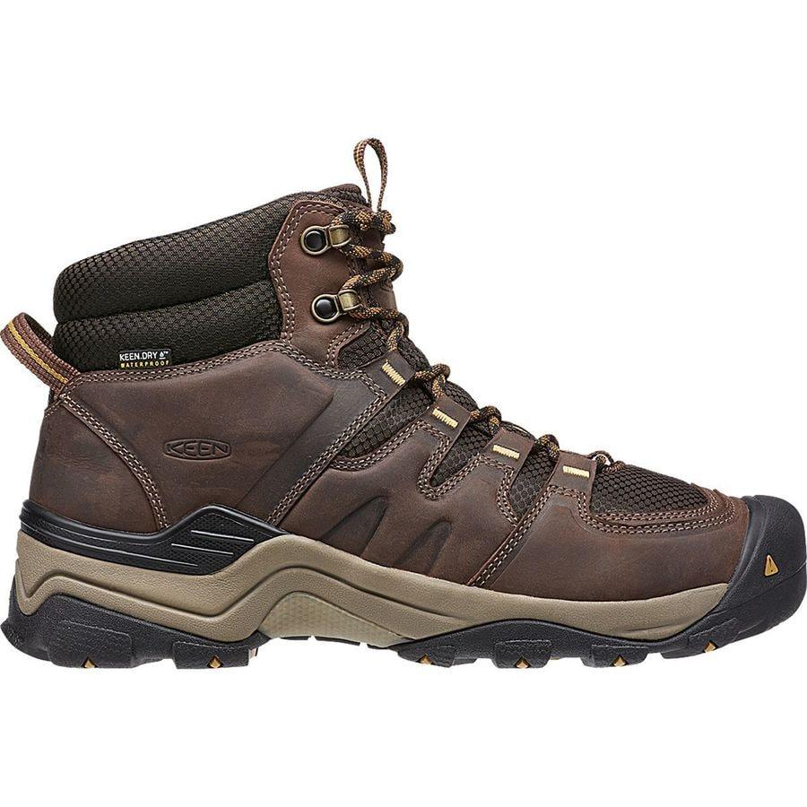 KEEN Gypsum II Mid Waterproof Hiking Boot - Mens