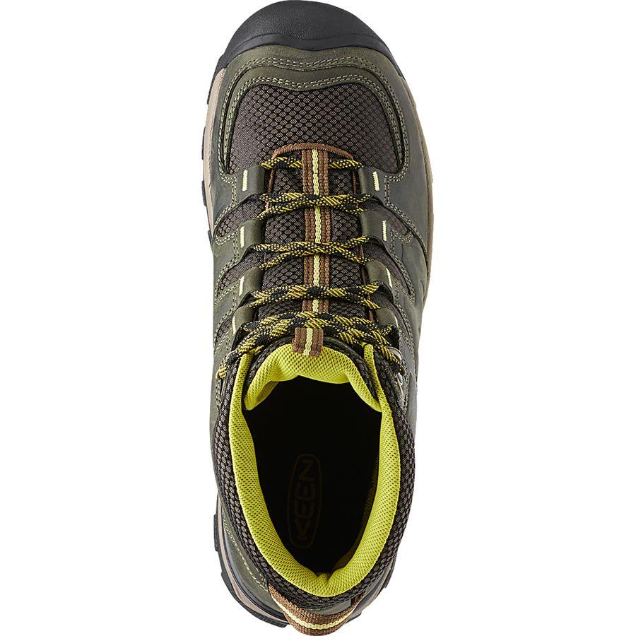 gypsum men Men's keen gypsum ii waterproof hiking shoe with free shipping & exchanges the keen gypsum ii waterproof hiking shoe keeps you ready for any.