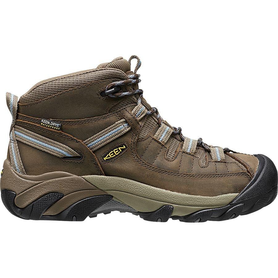 KEEN Targhee ll Mid Waterproof Hiking Boot - Womens