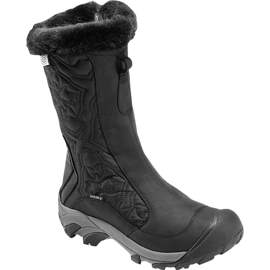 nude black betty boot