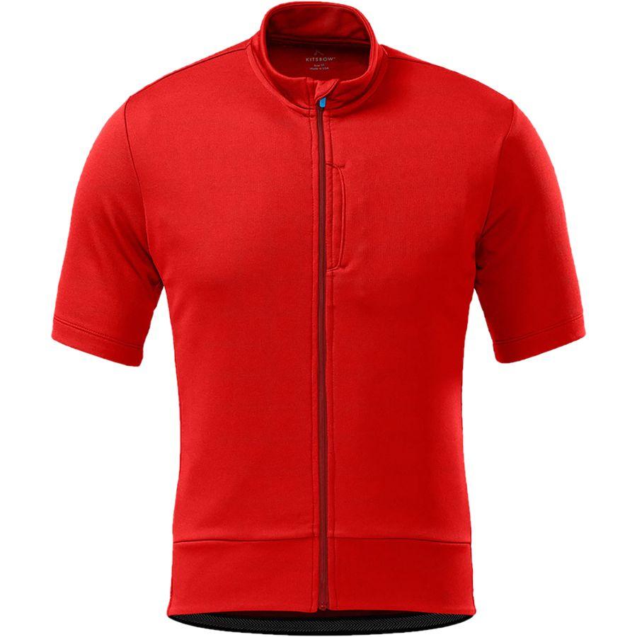 Kitsbow Geysers Road Bike Jersey - Short-Sleeve - Mens