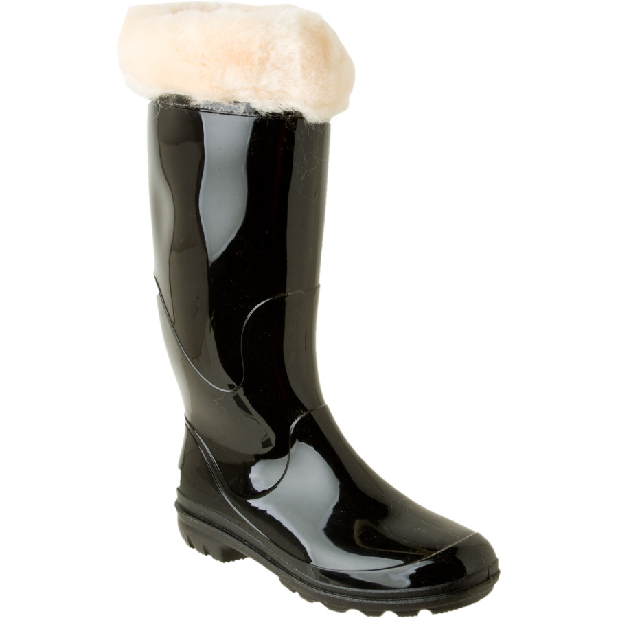 Model Kamik Margo Rain Boot In Brown  Lyst