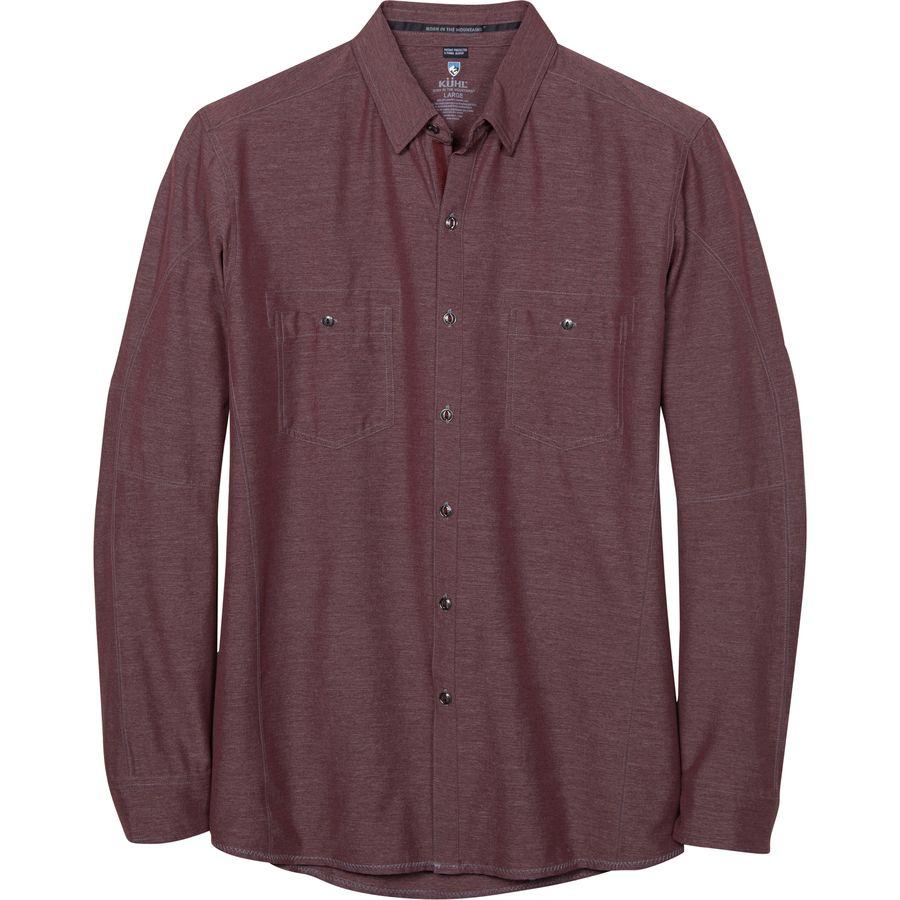 KÜHL Renegade Shirt - Long-Sleeve - Mens