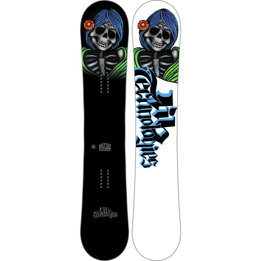 Lib Technologies Jamie Lynn Half Cap TT Snowboard