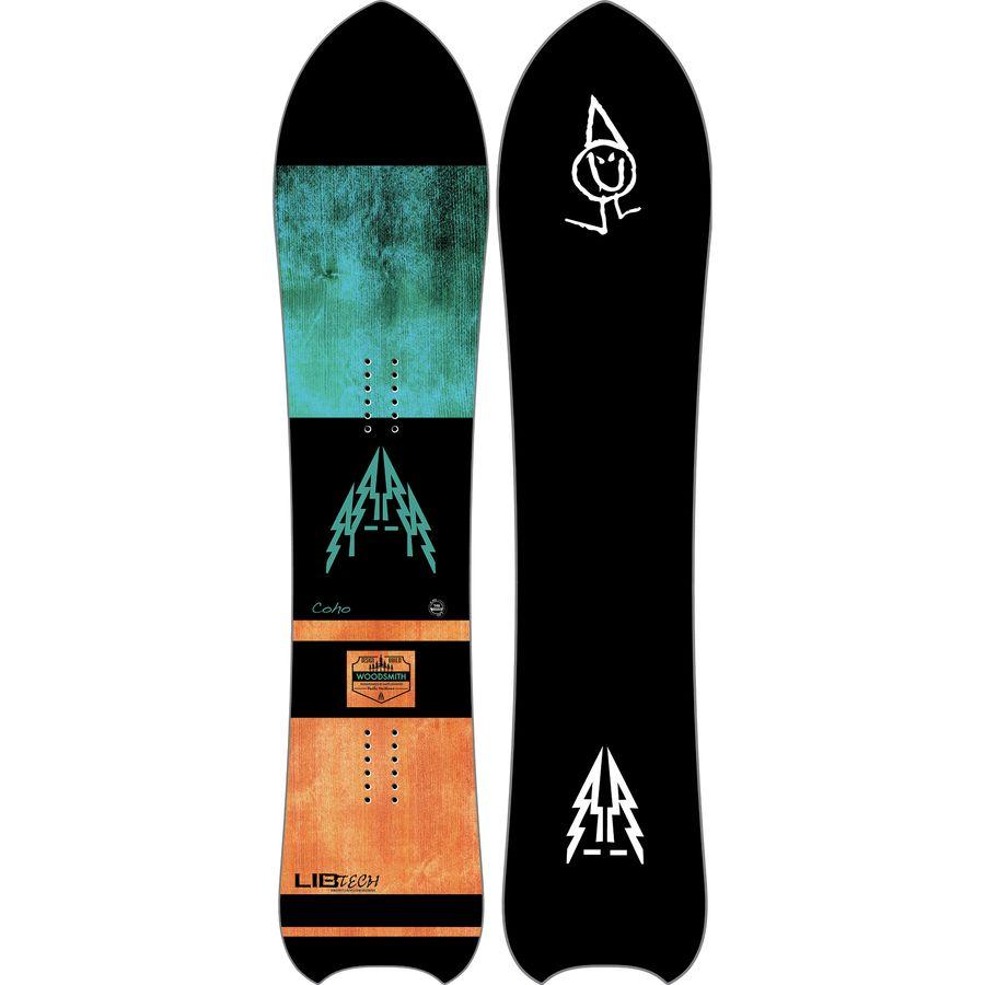 Lib Technologies Wood Smith Coho Snowboard
