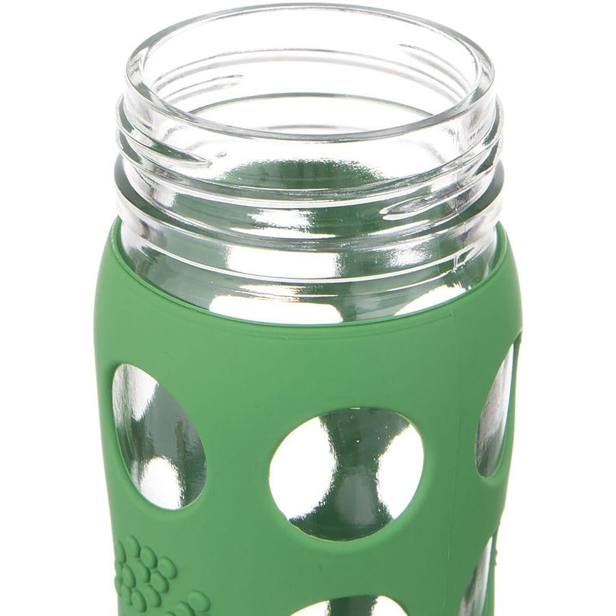 Lifefactory Glass Classic Cap Water Bottle
