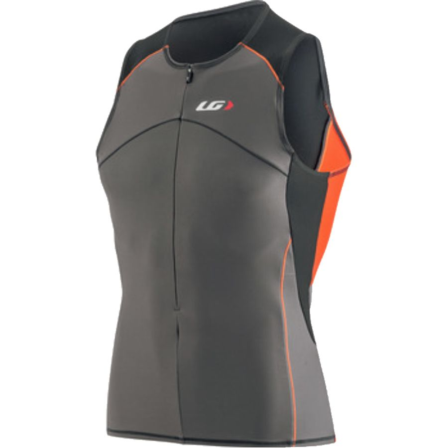 Louis Garneau Comp Jersey - Sleeveless - Mens