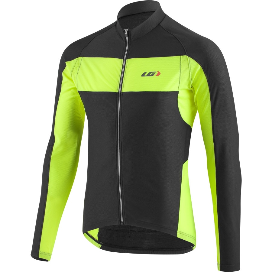 Louis Garneau Ventila Jersey - Long Sleeve - Mens