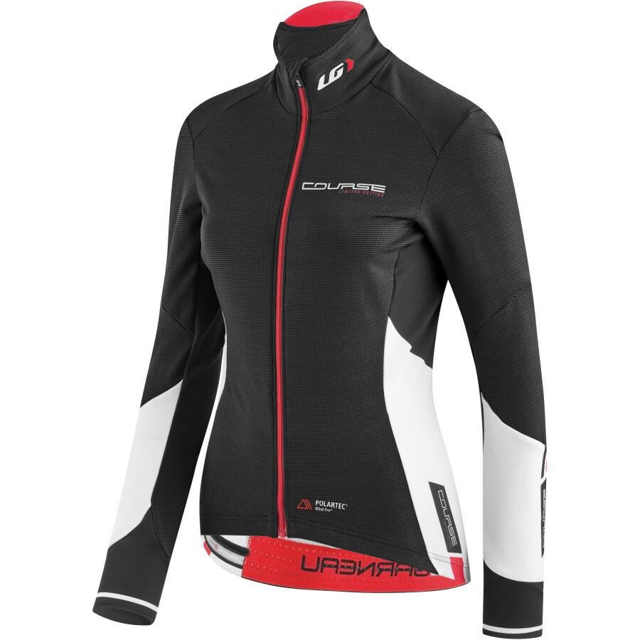 Louis Garneau Course Windpro LS Jacket - Women's