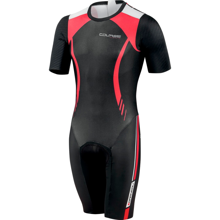 Louis Garneau Course M-2 Cycling Bodysuit - Mens