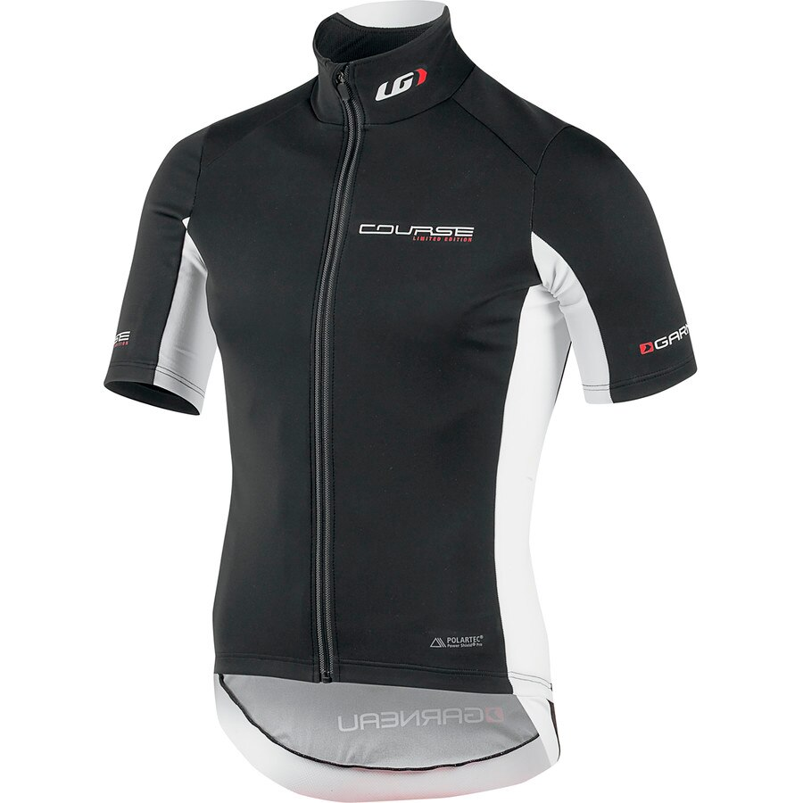 Louis Garneau Course Power Shield Jersey - Short Sleeve - Mens