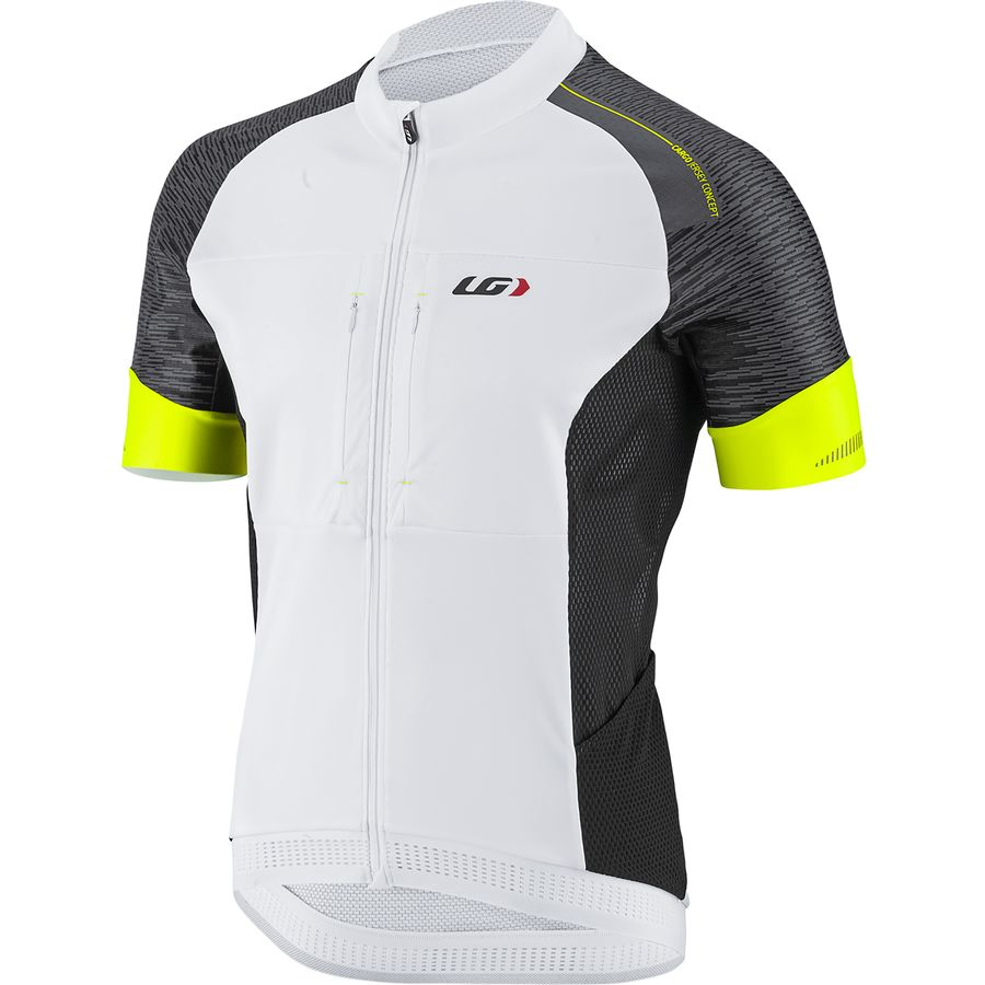 Louis Garneau Cargo Jersey - Short Sleeve - Mens