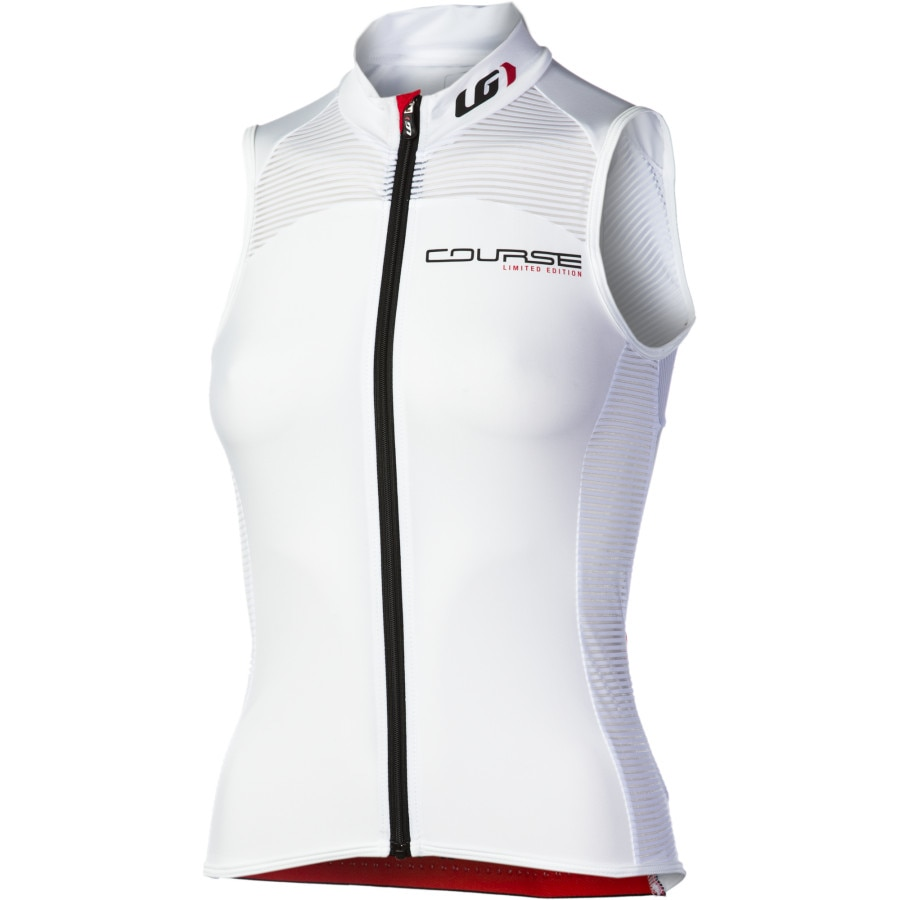 Louis Garneau Course Womens Sleeveless Jersey