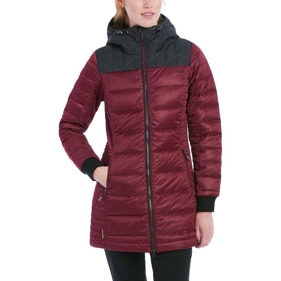 Down jackets women