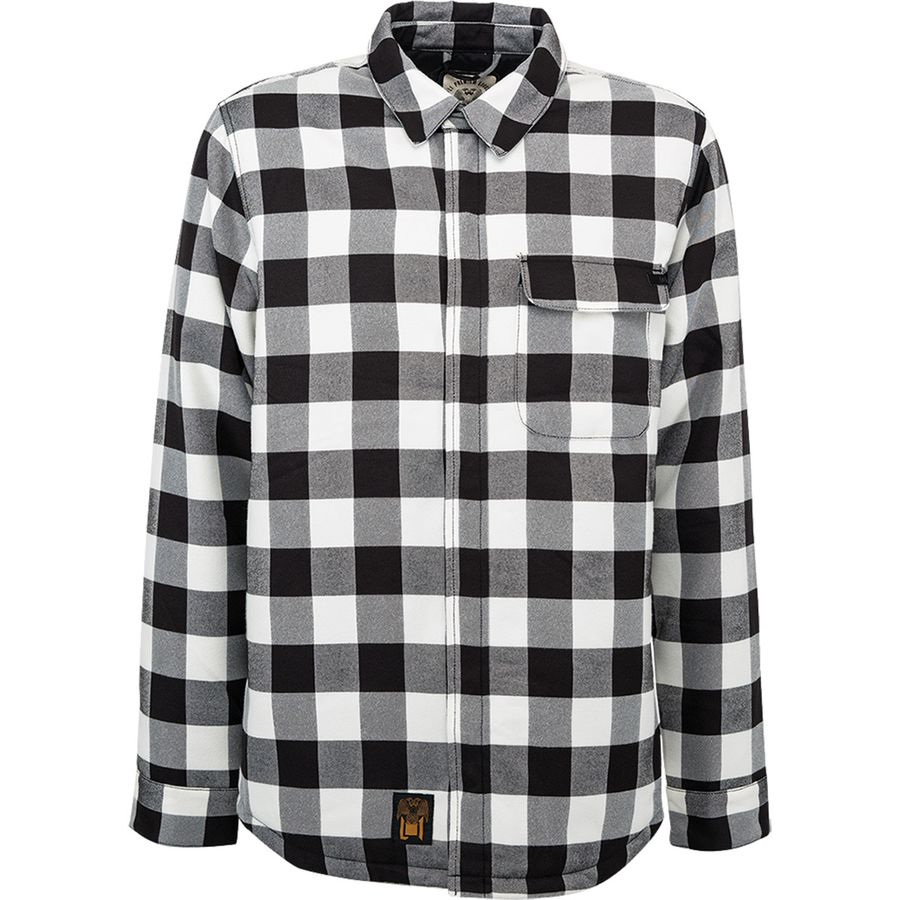 L1 westmont flannel shirt jacket men 39 s for What are flannel shirts made of
