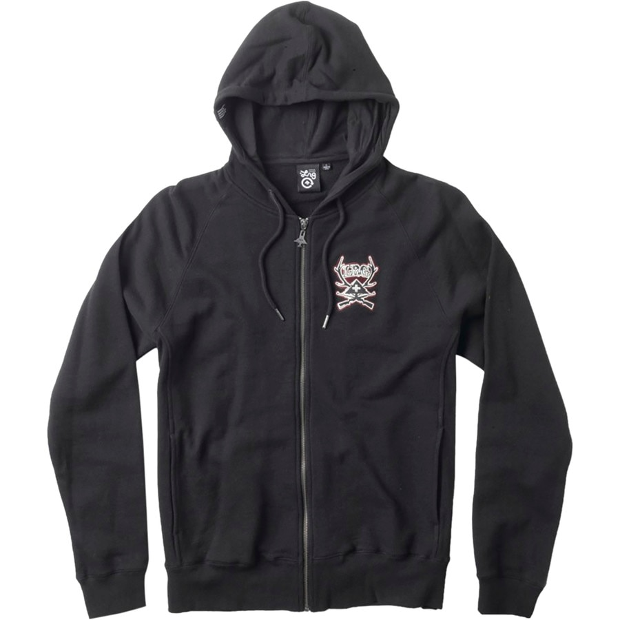 Lrg zip up hoodies