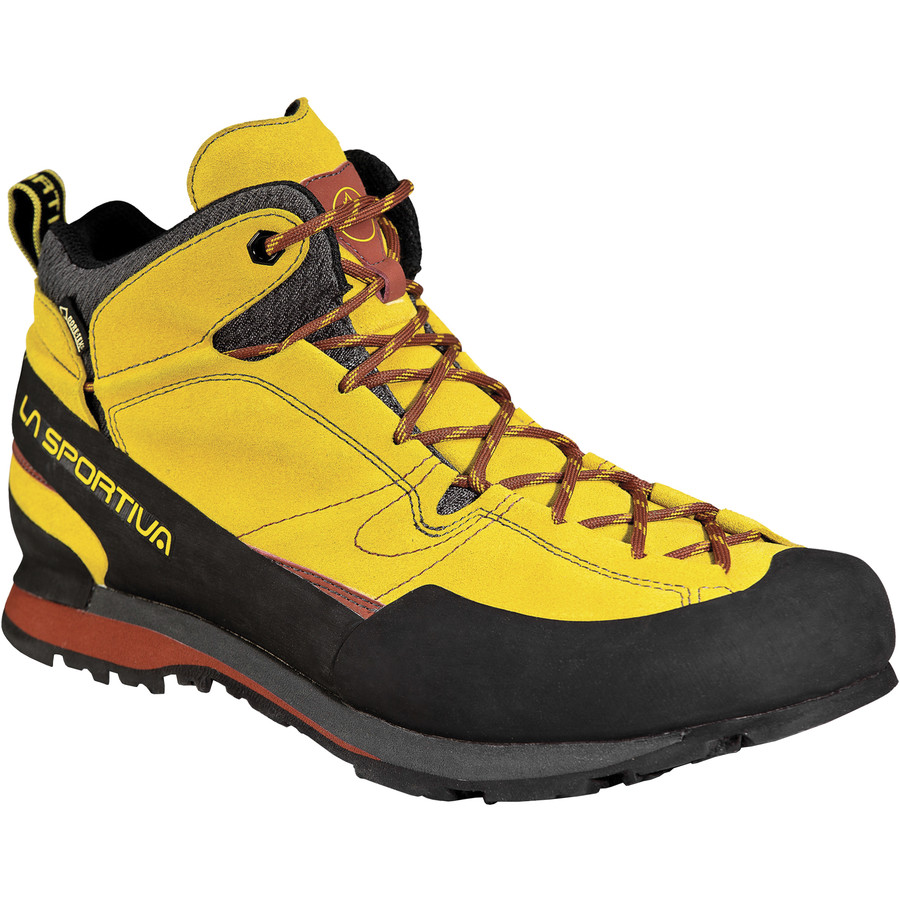 La Sportiva Boulder X Mid GTX Approach Shoe - Men's
