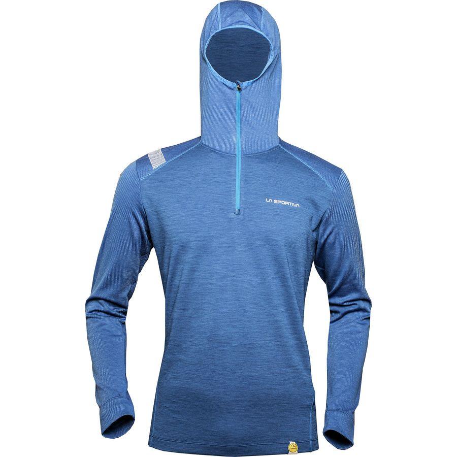 La Sportiva Stratosphere Hooded Shirt - Long-Sleeve - Mens