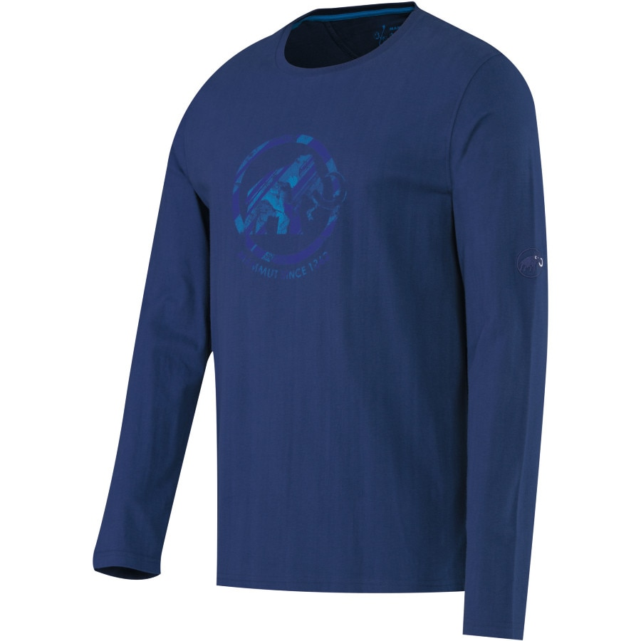 mammut cruise t shirt long sleeve men 39 s