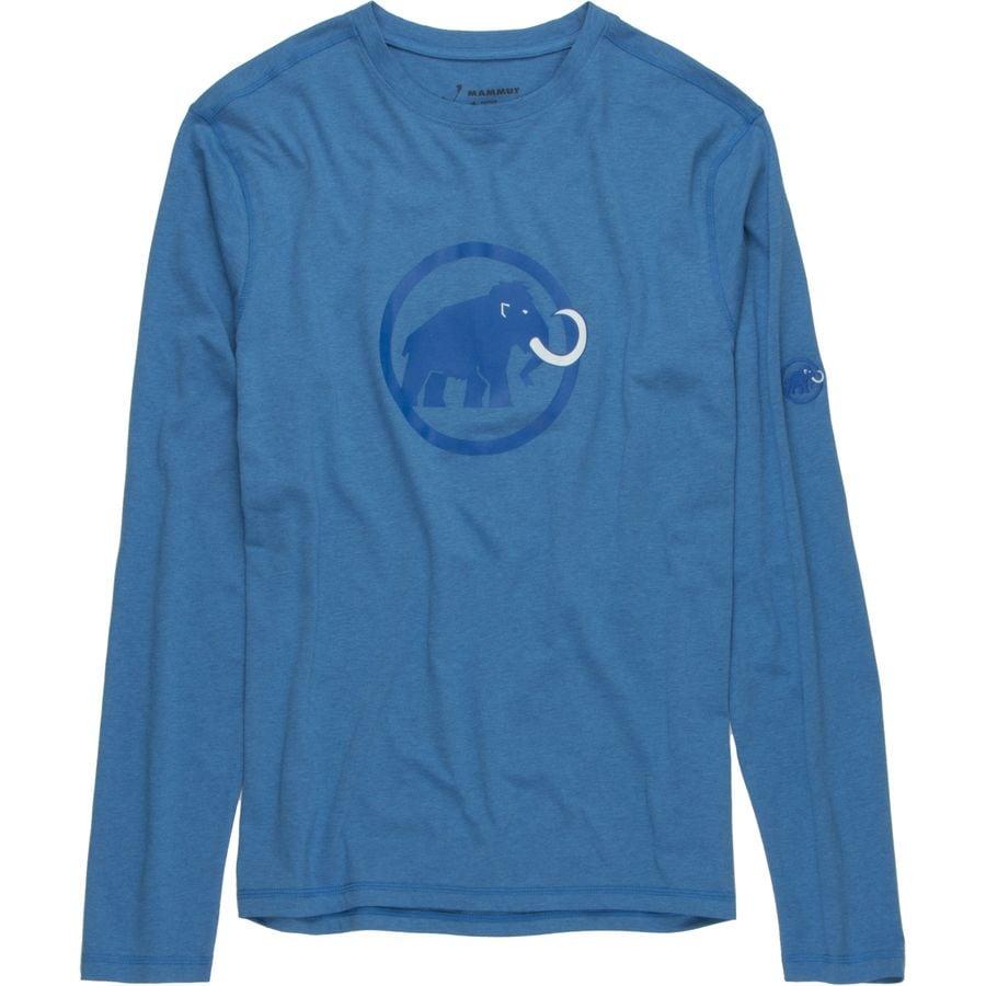 mammut logo t shirt men 39 s. Black Bedroom Furniture Sets. Home Design Ideas