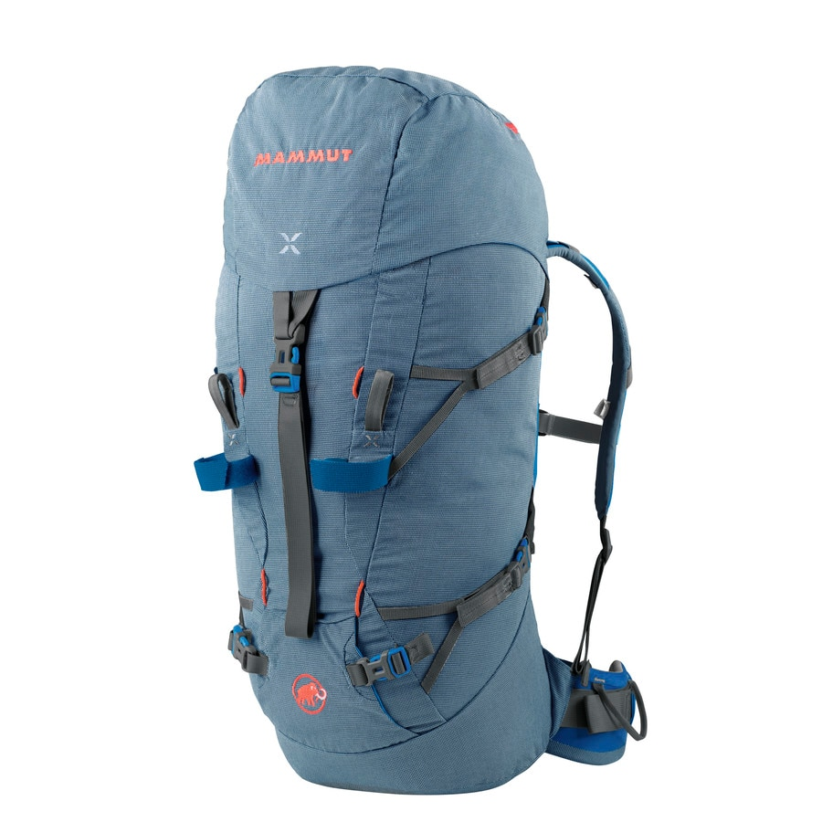 trion single men The mammut trion pro 50 + 7 alpine pack sports an extra-durable, nearly waterproof shell with plenty of ski and snow-tool straps for winter expeditions and all-season climbing adventures.