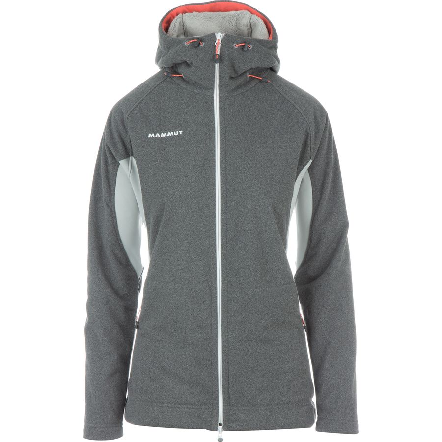 Mammut Niva Hooded Fleece Midlayer Jacket - Women's