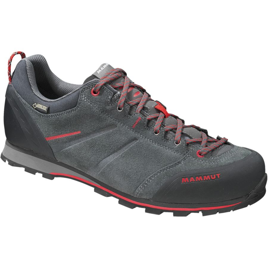 Mammut Wall Guide Low Gtx Men S Approach Shoe