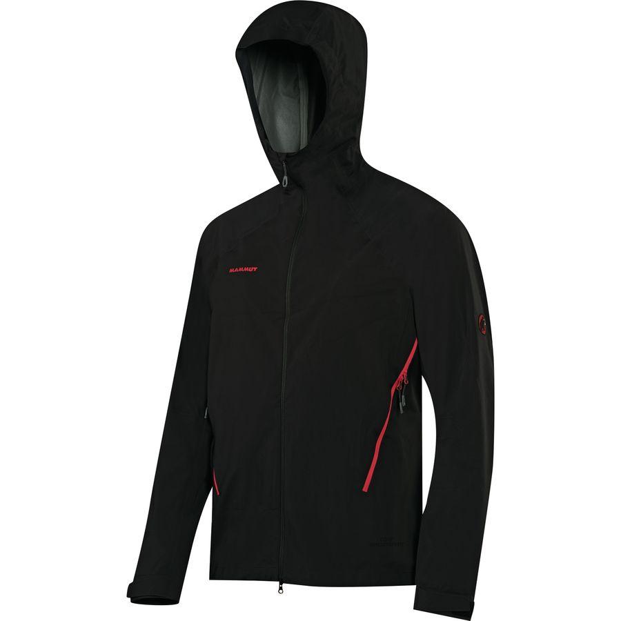 Mammut Ultimate Alpine Hooded Jacket - Mens