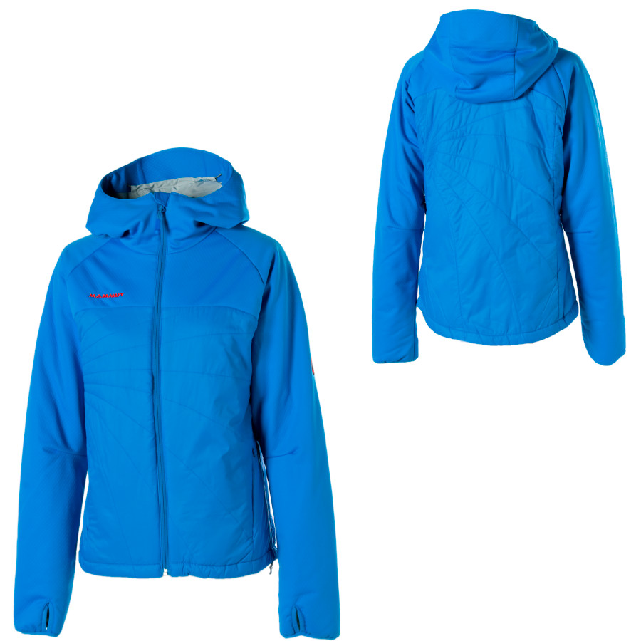Mammut Stratus Hybrid Jacket - Women's | Backcountry.com