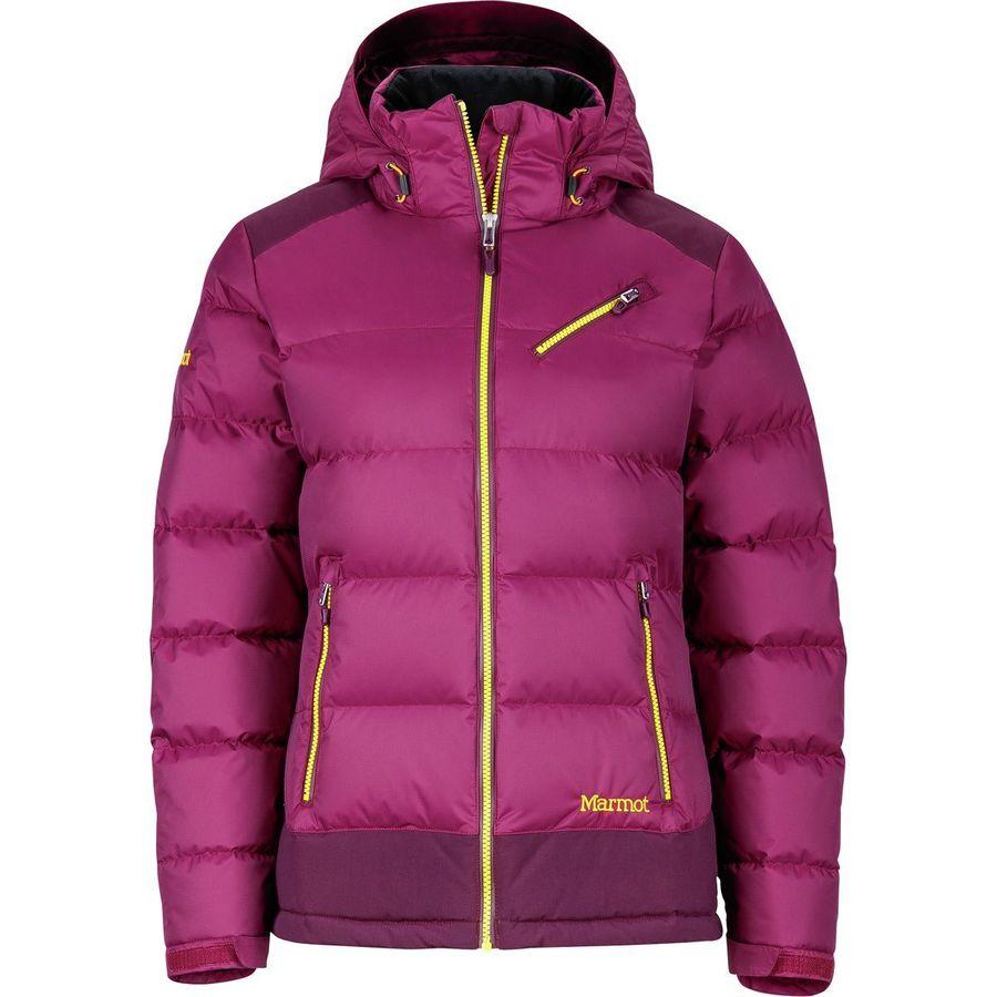 Marmot jackets for women