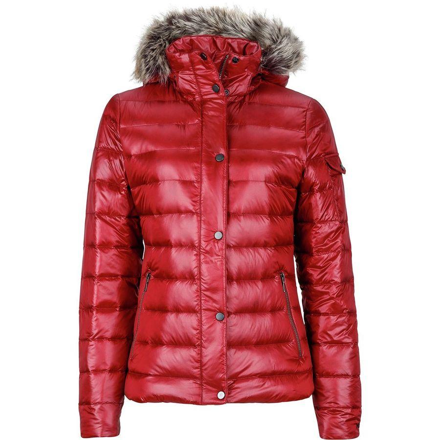 Marmot womens coat