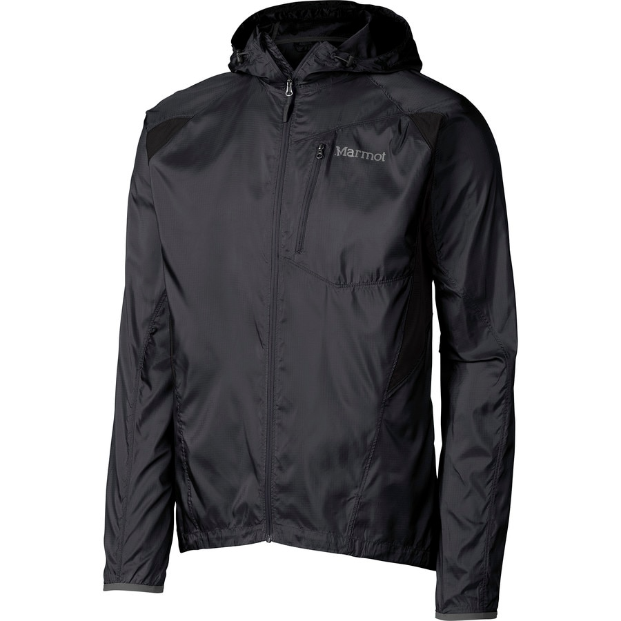 Marmot Trail Wind Hooded Jacket - Mens