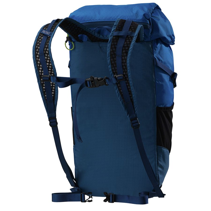 Review Marmot Kompressor Plus 20L Backpack mountaineering