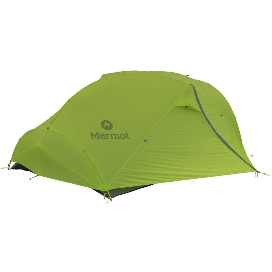 Marmot Force 3P Tent: 3-Person 3-Season