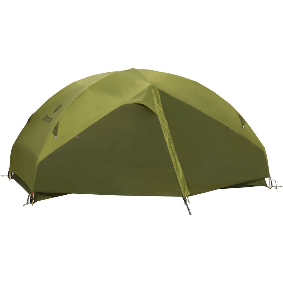 Marmot tungsten 2p tent 2 person 3 season for Rei fishing gear