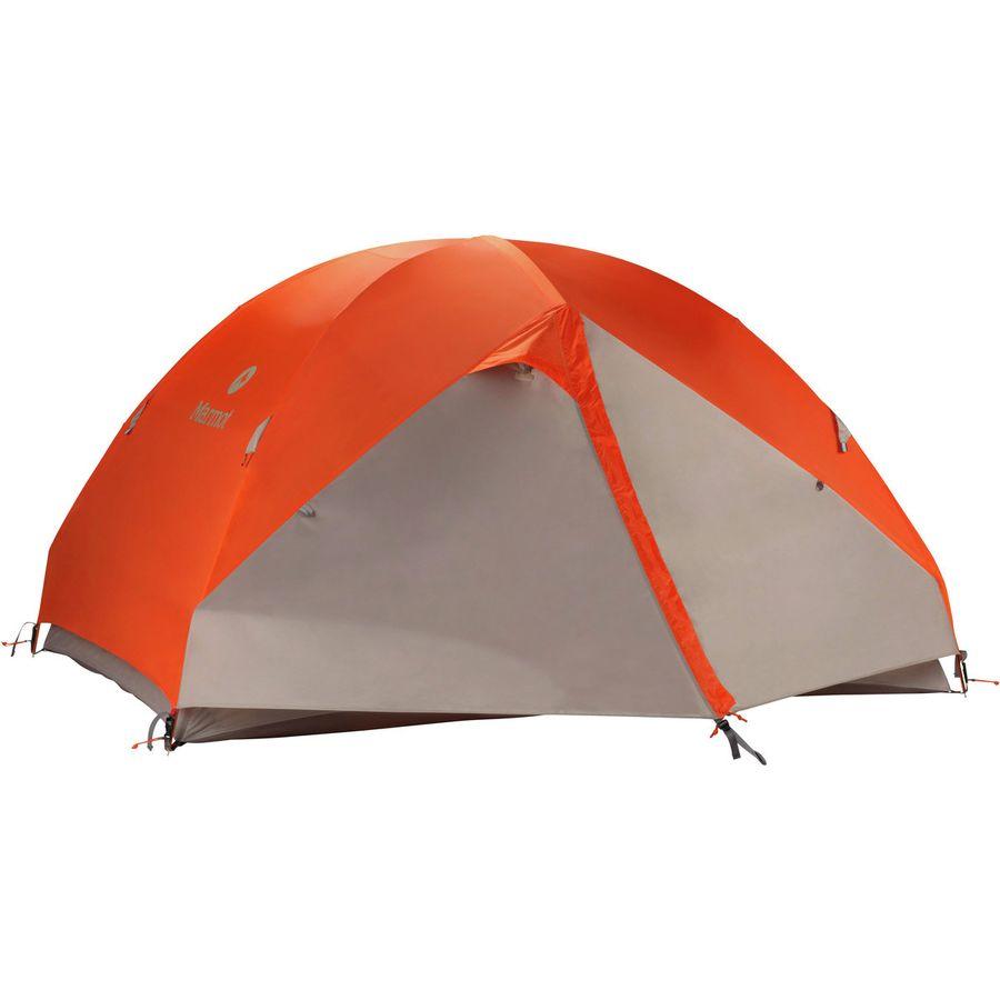 Marmot Tungsten 3p Tent: 3-Person 3-Season